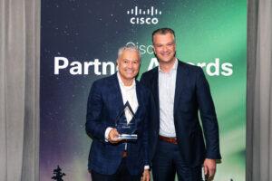 Conscia Security award