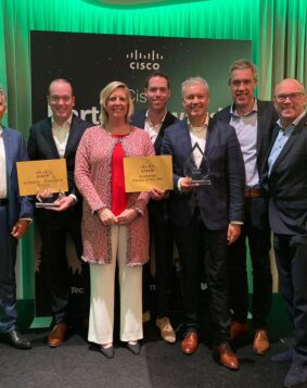 Cisco partner award