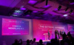 extreme emea award