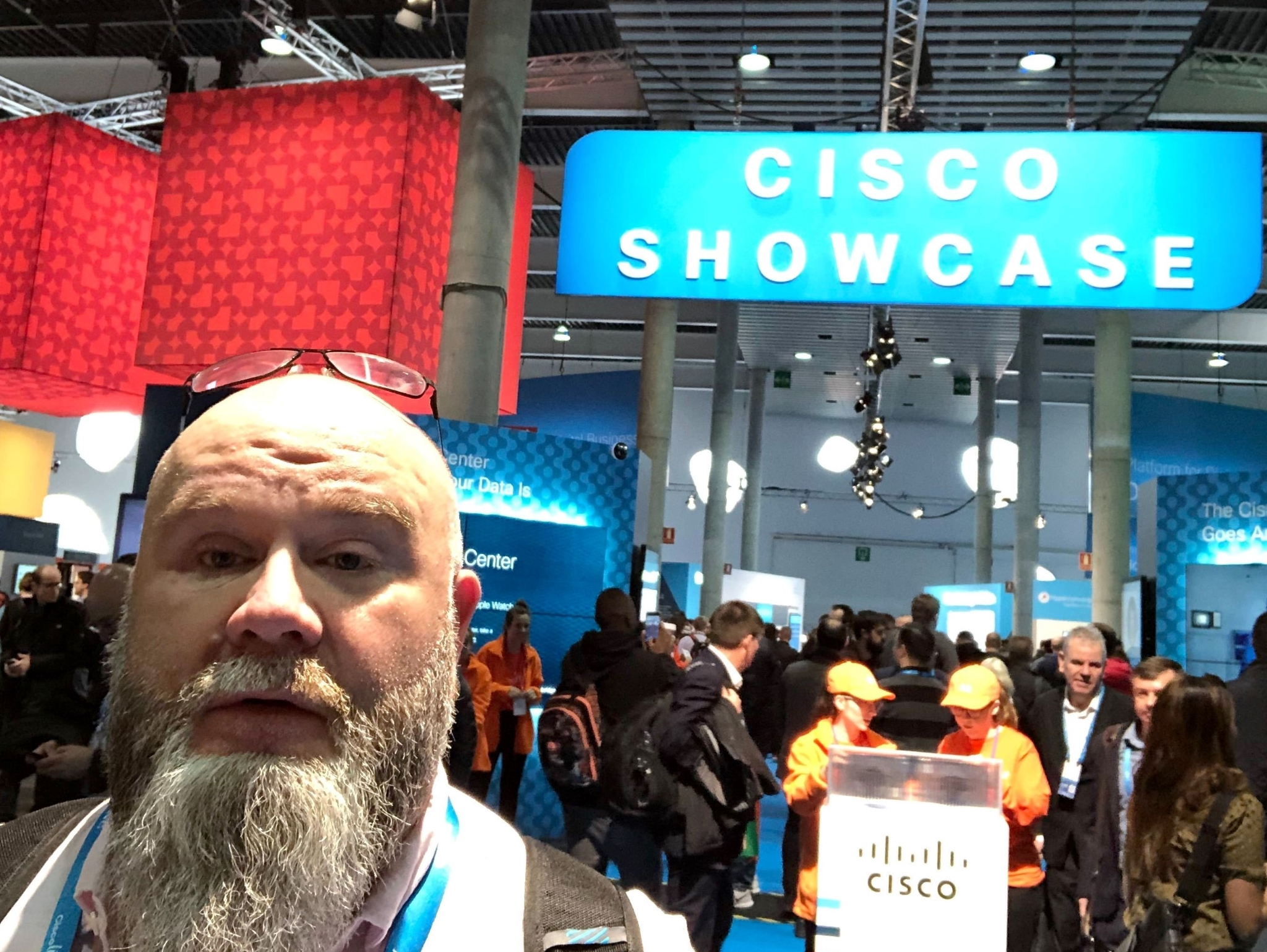 Cisco Live EMEA 2019 Showcase