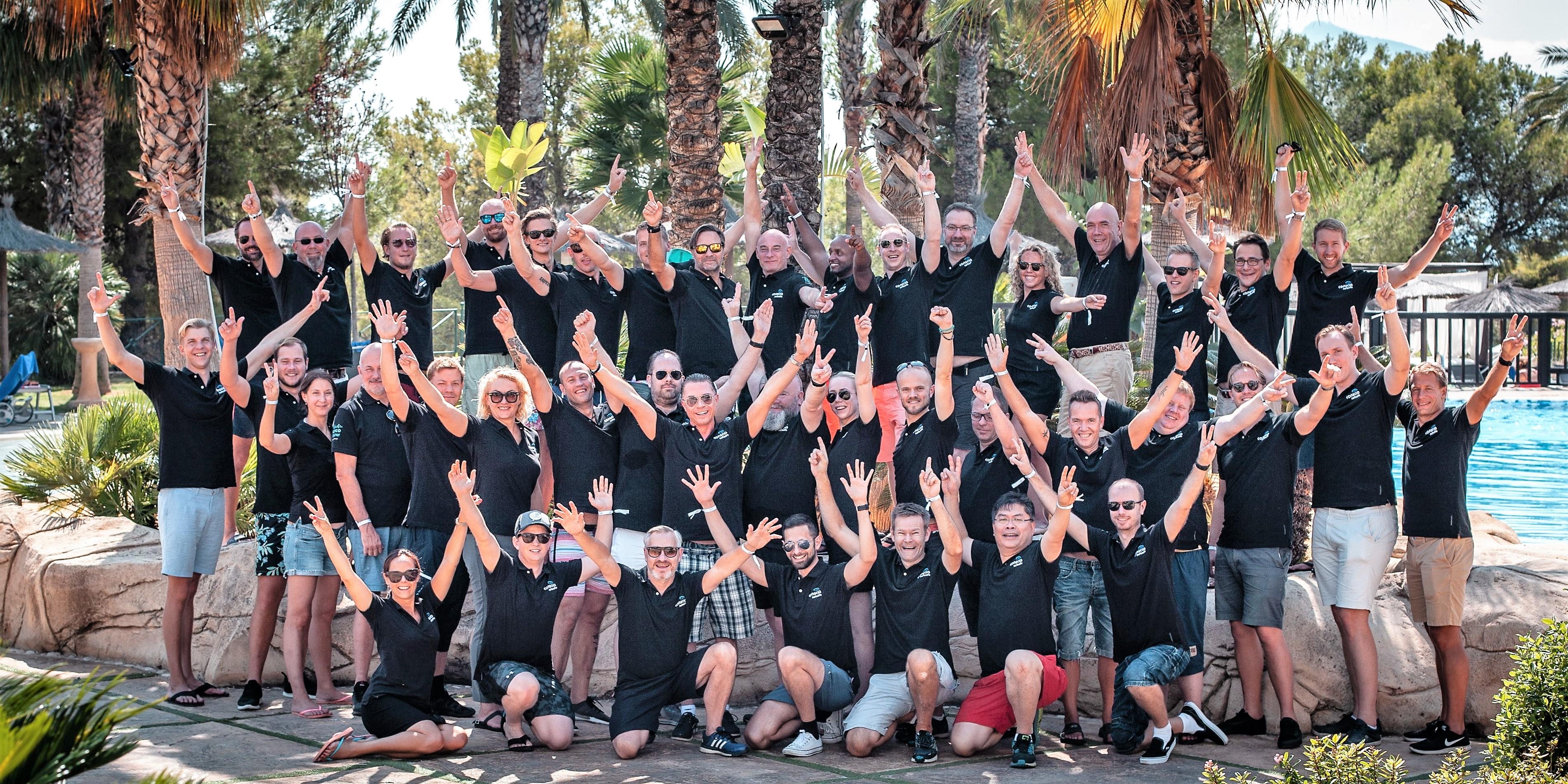 Varför jobba på Conscia Netsafe - Kick-off 2018