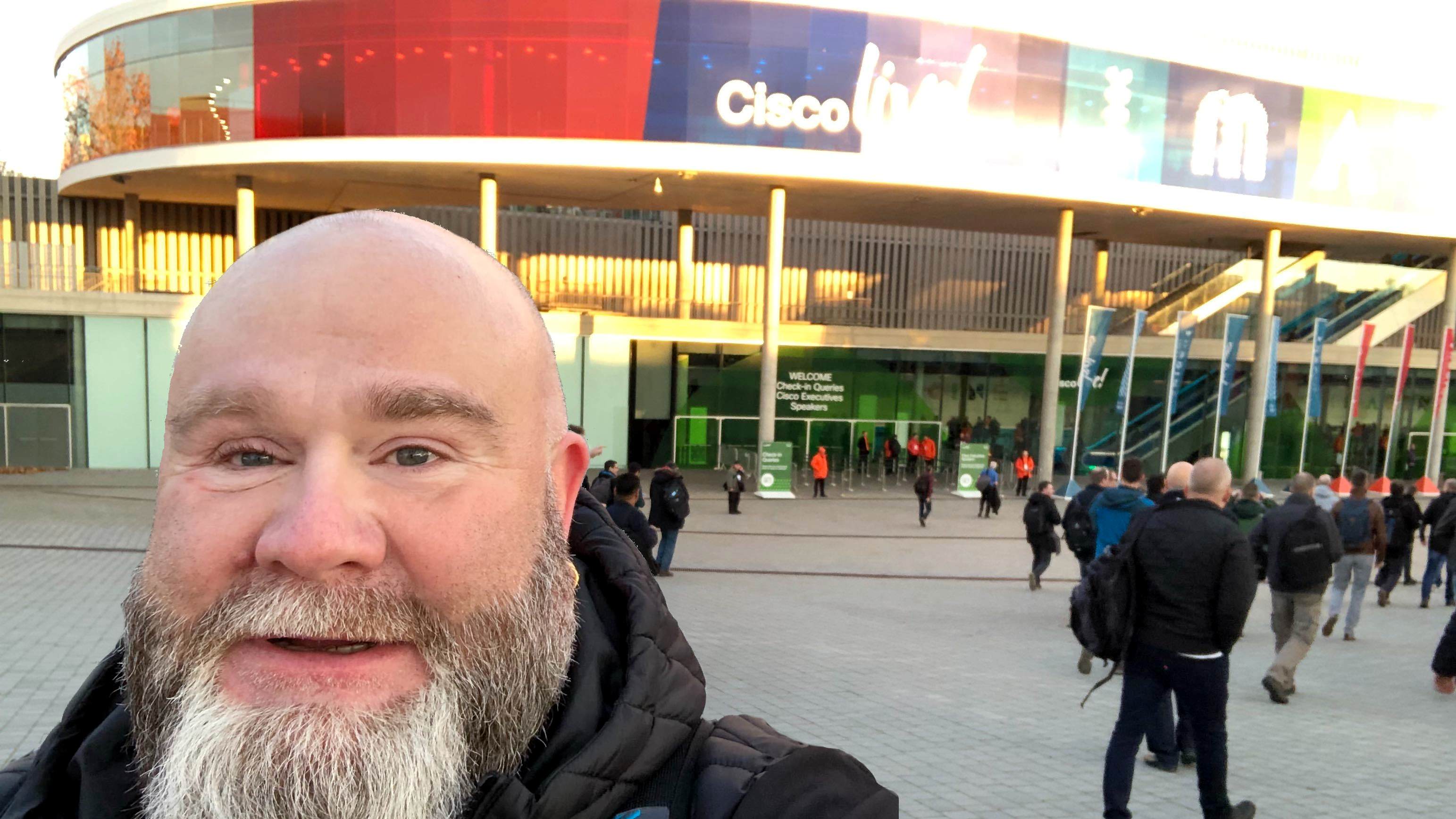 Cisco Live Europe 2019 J Wicander Conscia Netsafe