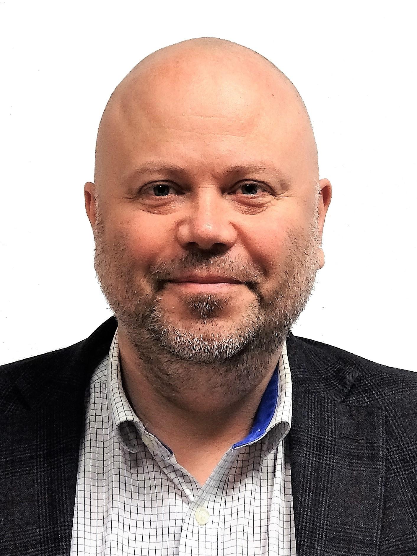 Björn VIdenberg Solutions Architect Conscia Netsafe