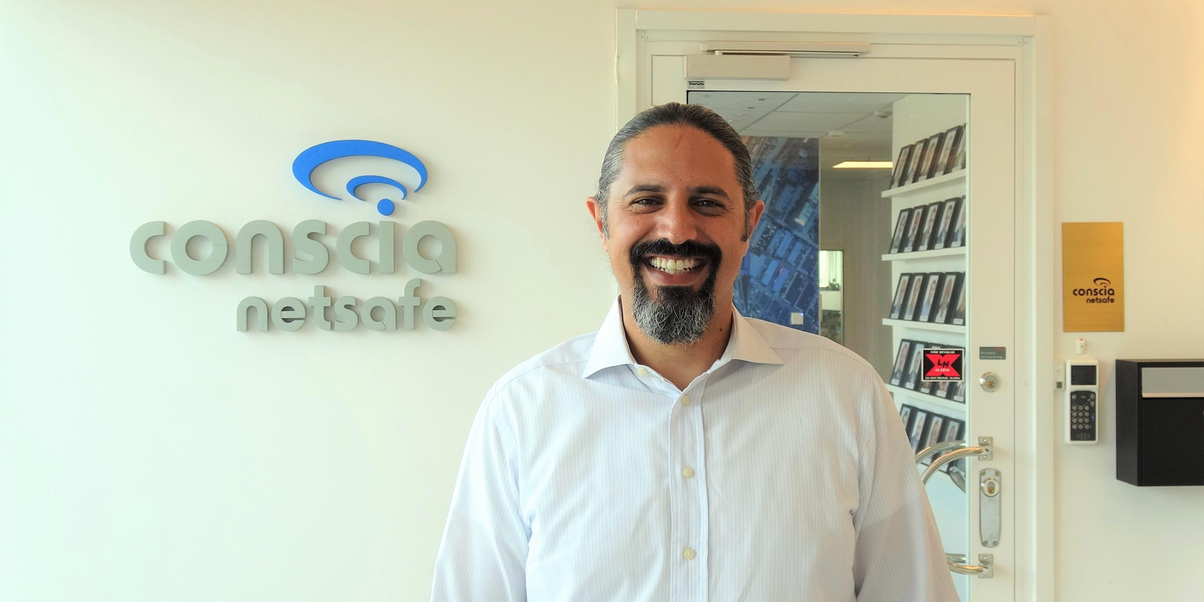 Yassir Ibrahim CCIE Conscia Netsafe Tele2