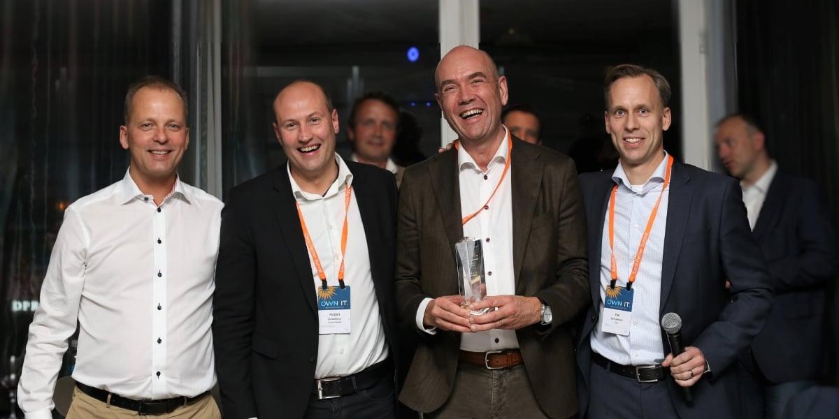Conscia Netsafe Cisco Enterprise Partner of the Year 2017