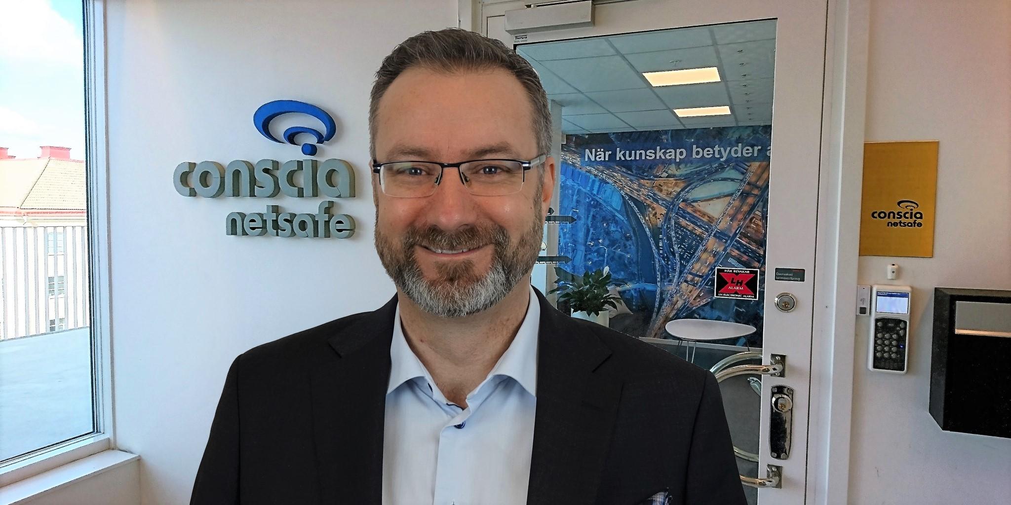 Daniel Björke Service Manager Conscia Netsafe-2