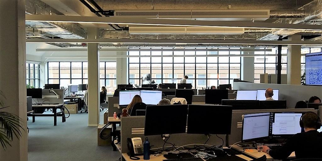Nordnet digitaliserar i Stockholm
