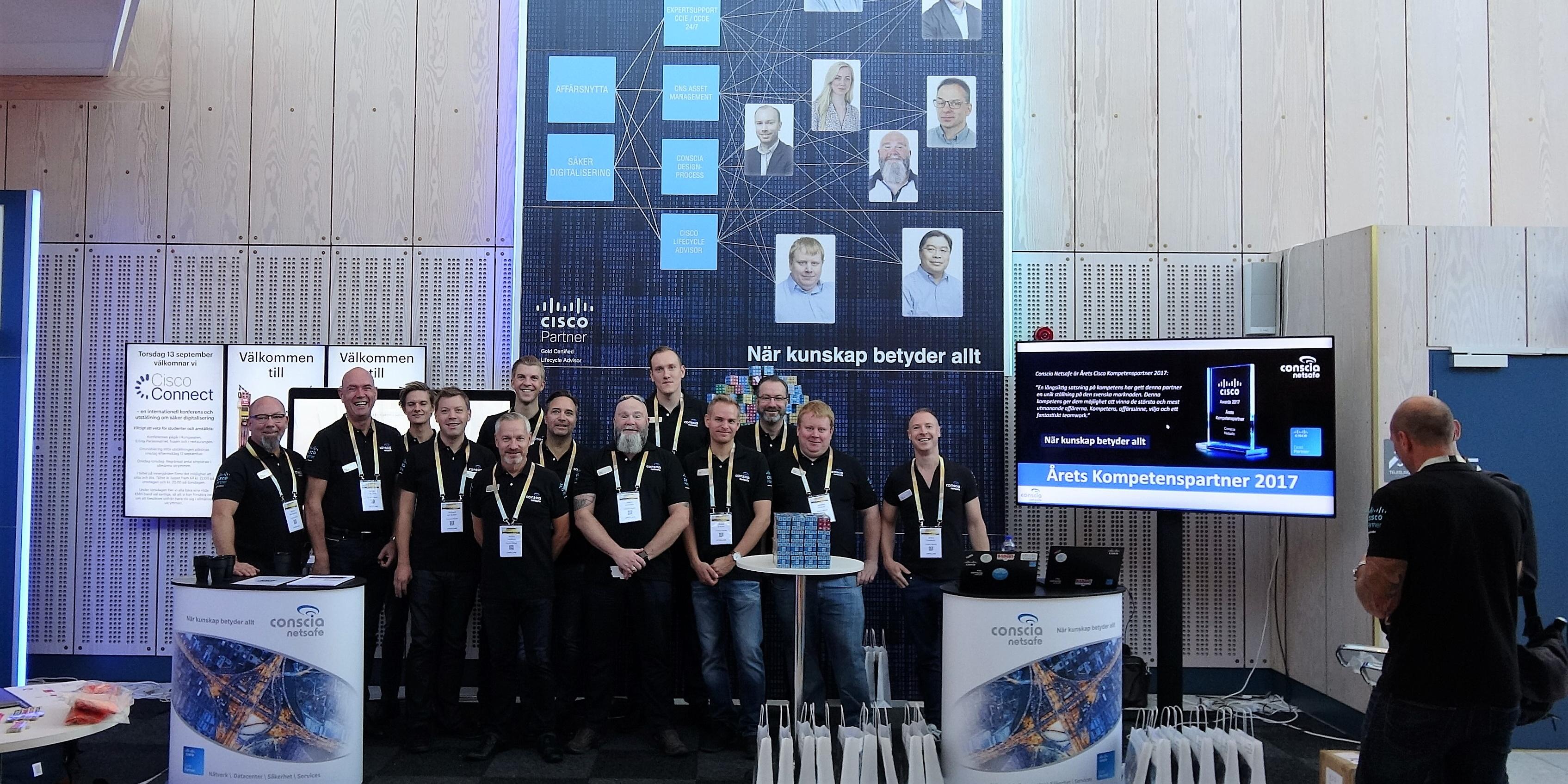 Cisco Connect 2019 - om tva veckor