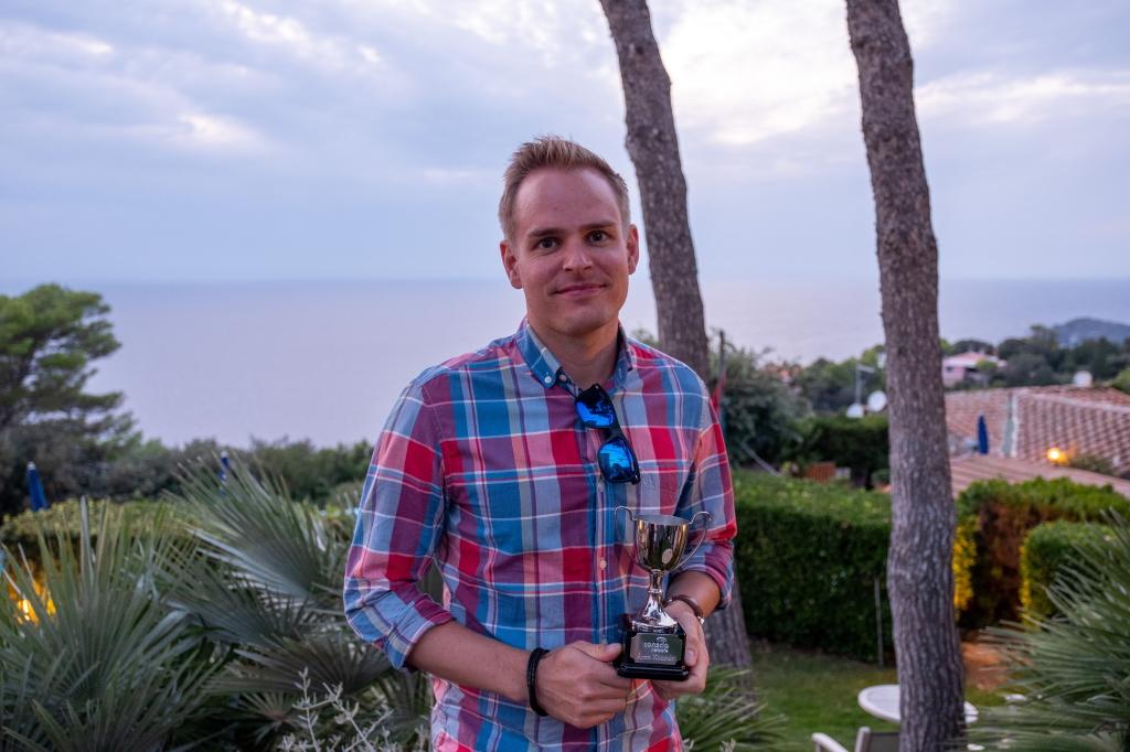 Årets Konsult 2019 på Conscia Netsafe - CCIE Stefan Ehrson