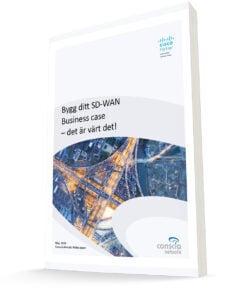 Conscia Sverige SD-WAN whitepaper SDN