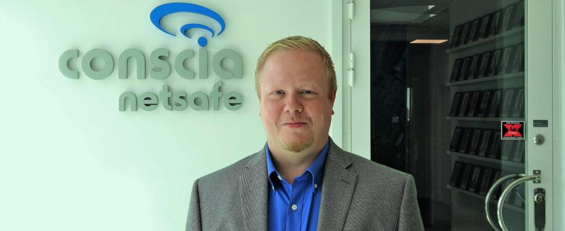 Kristjan Kristinsson CCIE Conscia Sverige