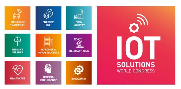 IoT Internet of Things Solutions World Congress IOTSWC 2019 Barcelona