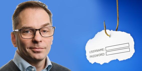Mikael Gustafsson Conscia Säker inloggning autentisering 2FA 2MFA