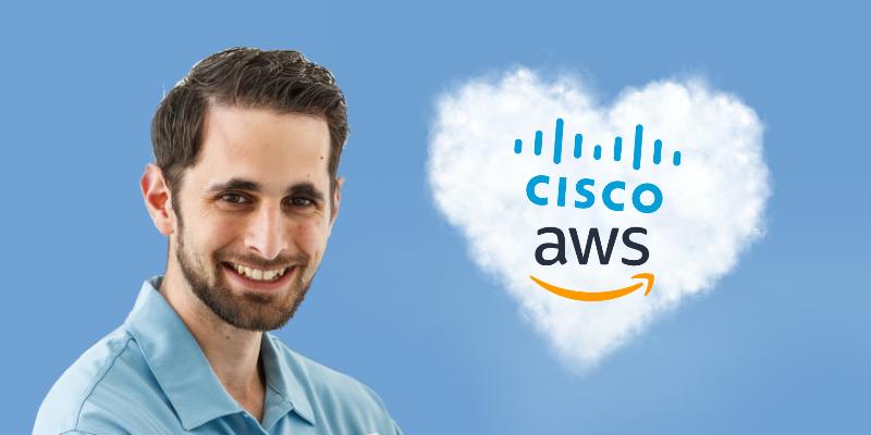 Daniel Dib Conscia Cisco AWS moln