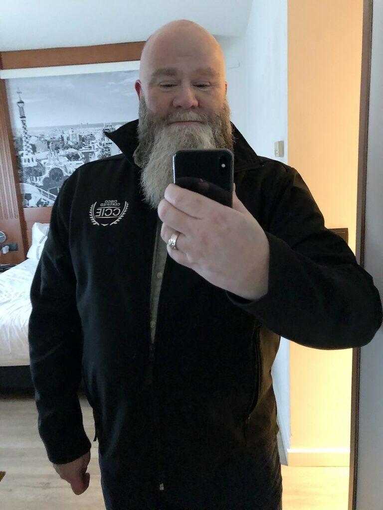 Cisco Live 2020 Jacket J Wicander Conscia