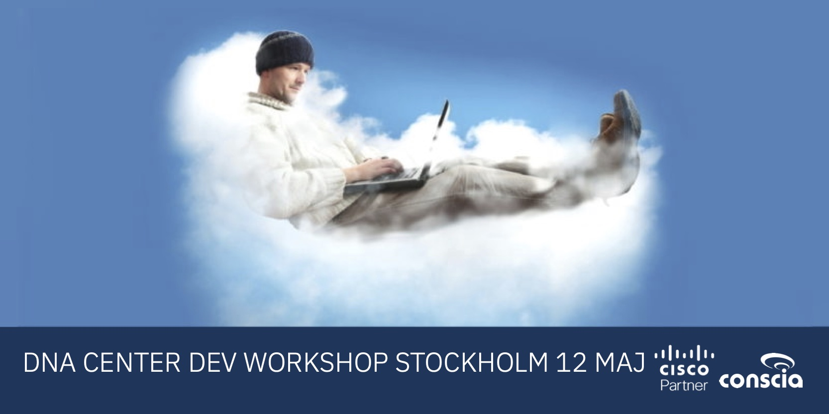 Kostnadsfri heldagsworkshop med Conscia och Cisco: DNA Center Dev