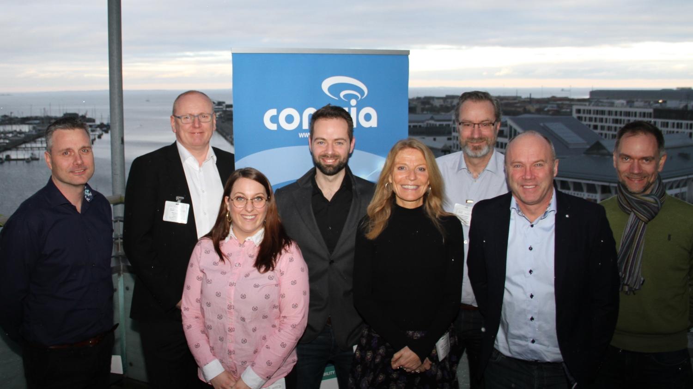 Conscia Customer Experience CX audit team