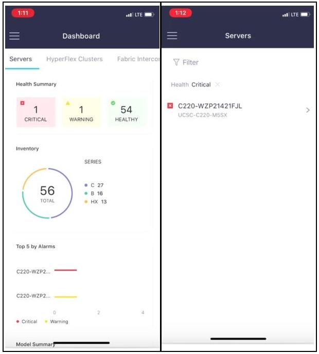 Få koll med Cisco Intersight Mobile APP Conscia