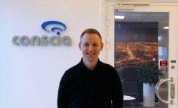 Johan Bergh Server and Cloud Architect Conscia Sweden