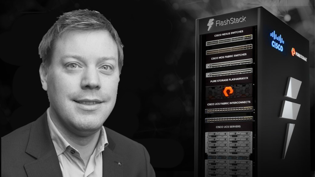 Flashstack Pure Storage Richard von Essen Presale Manager Conscia