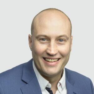 Robert Gustafsson tf VD, försäljningschef Conscia Sweden
