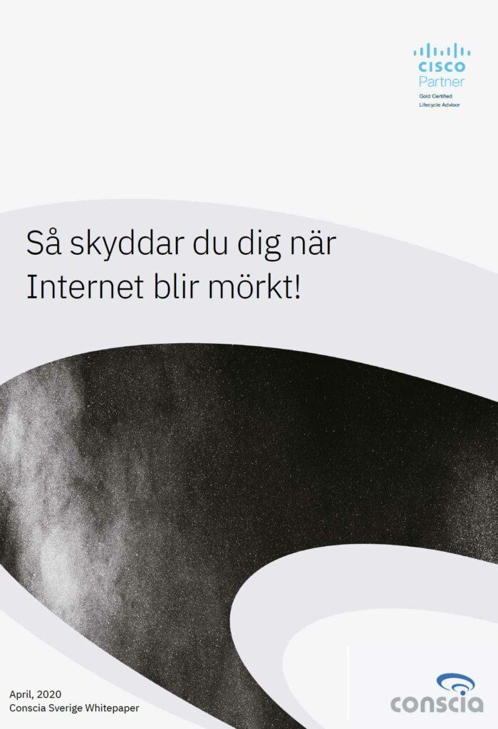 Så skyddar du dig när Internet blir mörkt!