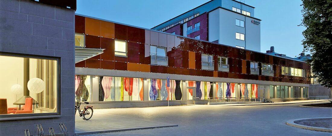 Stockholms Sjukhem Conscia Gästnätverk Gästinloggning Gästwifi