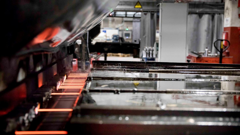 Suzuki Garphyttan ventilfjädertillverkning Industri 4.0 IoT Conscia DevicePortal