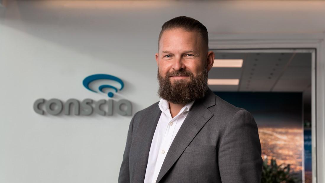 Lars Kyhlstedt VD Conscia Sverige