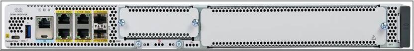 Catalyst 8000 Edge-routrar - Cisco C8300-1N1S-4T2X