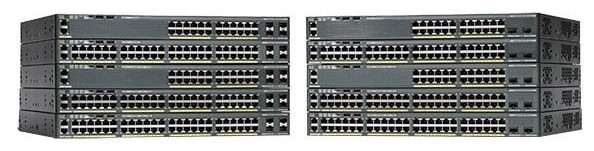 Äldre Cisco-switchar Catalyst 2960x End-of-Sale