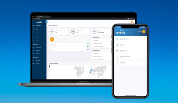 Conscia Cloud Portal Connect App