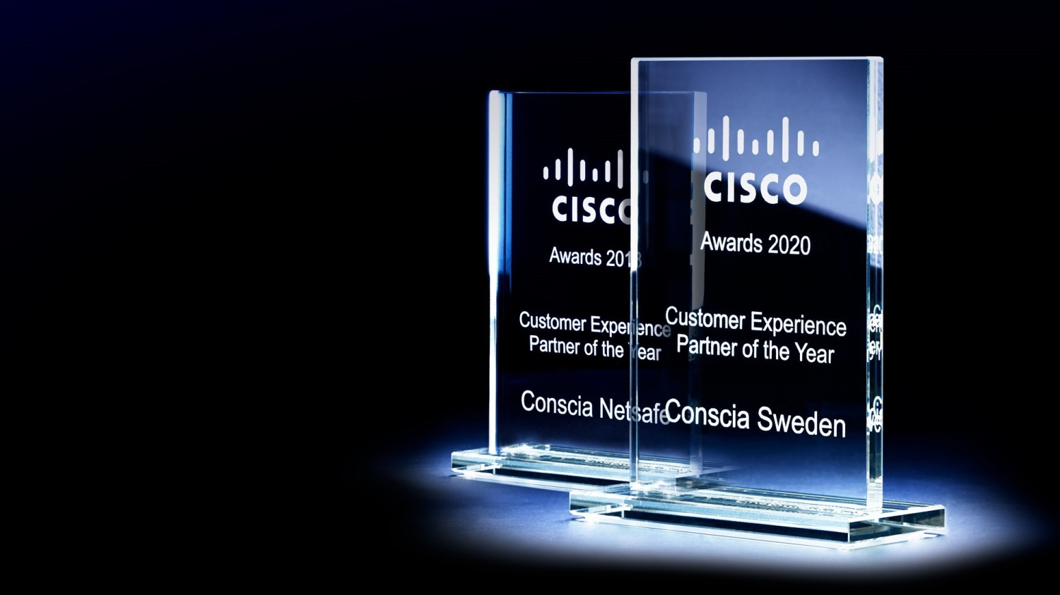 Cisco Customer Experience Partner of the Year 2018-2020