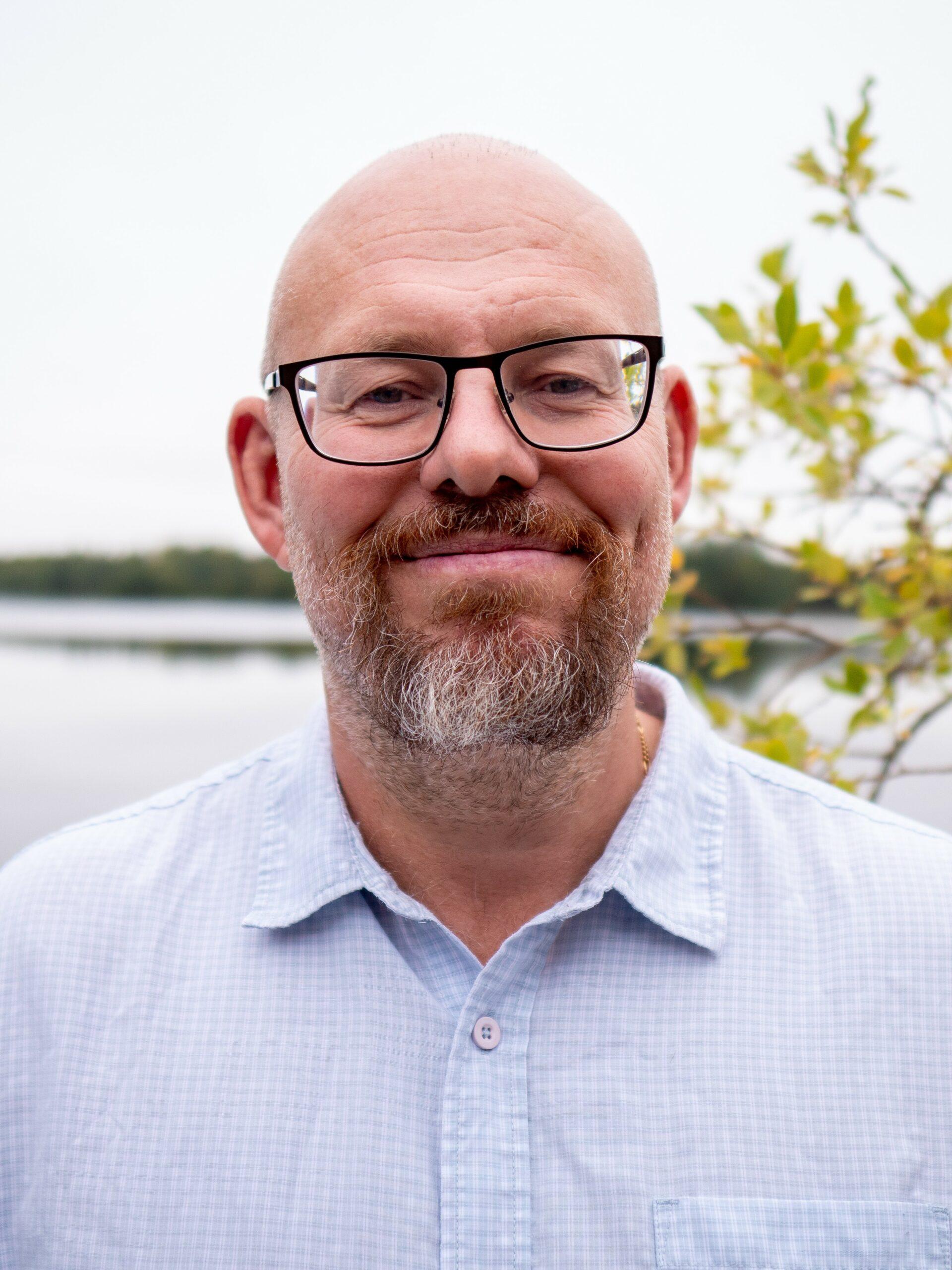 Fredrik Dahlgren, chef, Conscia Cloud