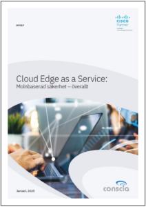 Conscia Cloud Edge as a Service Brief
