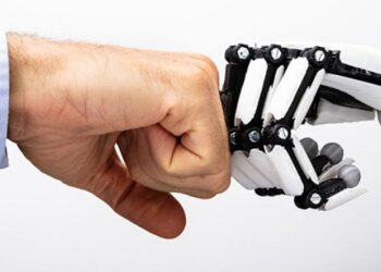 AI Mänsklig och Artificiell intelligens för bättre cybersäkerhet