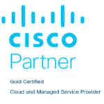 Cisco Gold Cloud Mgd Service Partner Logo