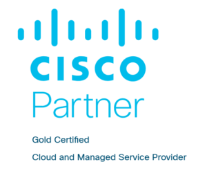 Cisco Gold Cloud Mgd Service Partner Logo