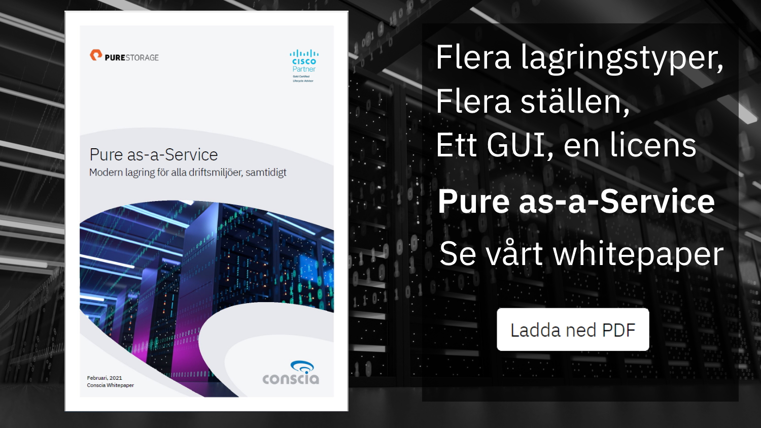 Pure as-a-Service Whitepaper
