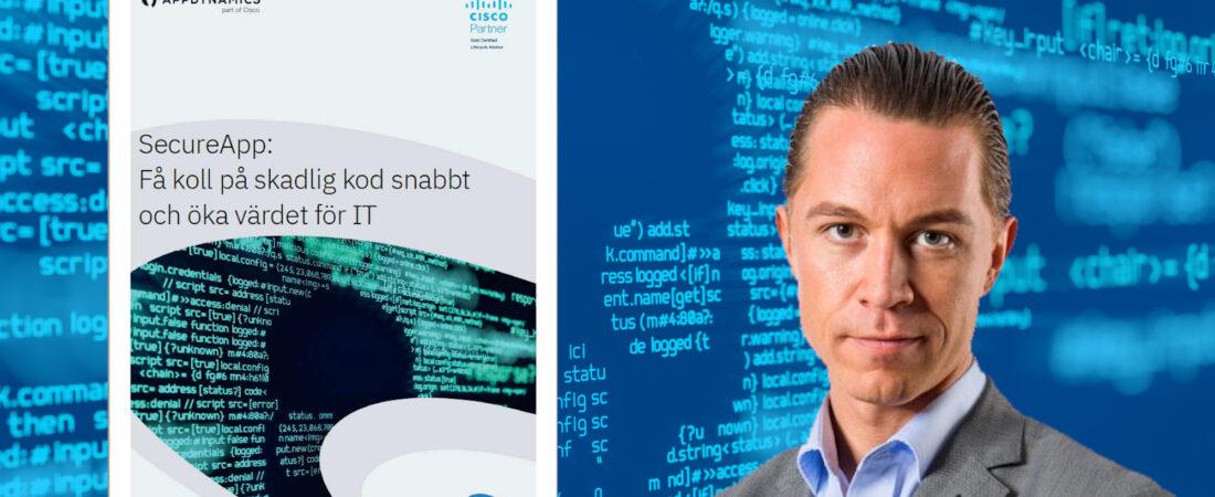 Conscia Emanuel Lipschütz Cisco SecureApp Whitepaper AppDynamics