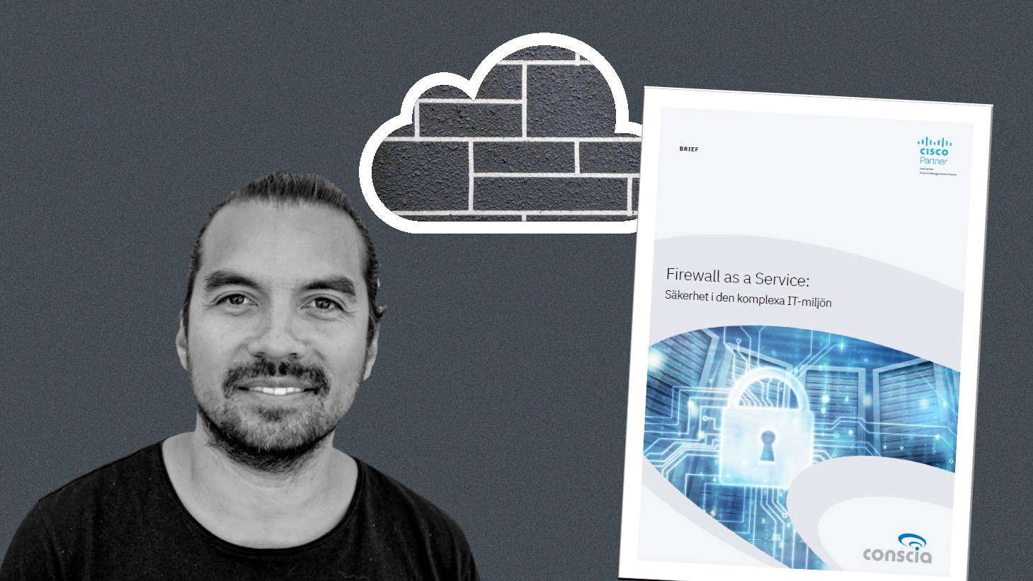 Conscia Firewall as a Service Johnny Haren