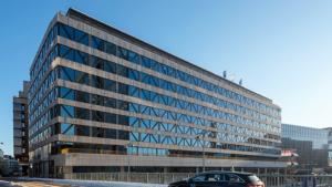 Vasakronan Sergelhuset med Conscia Cisco SDN nätverk