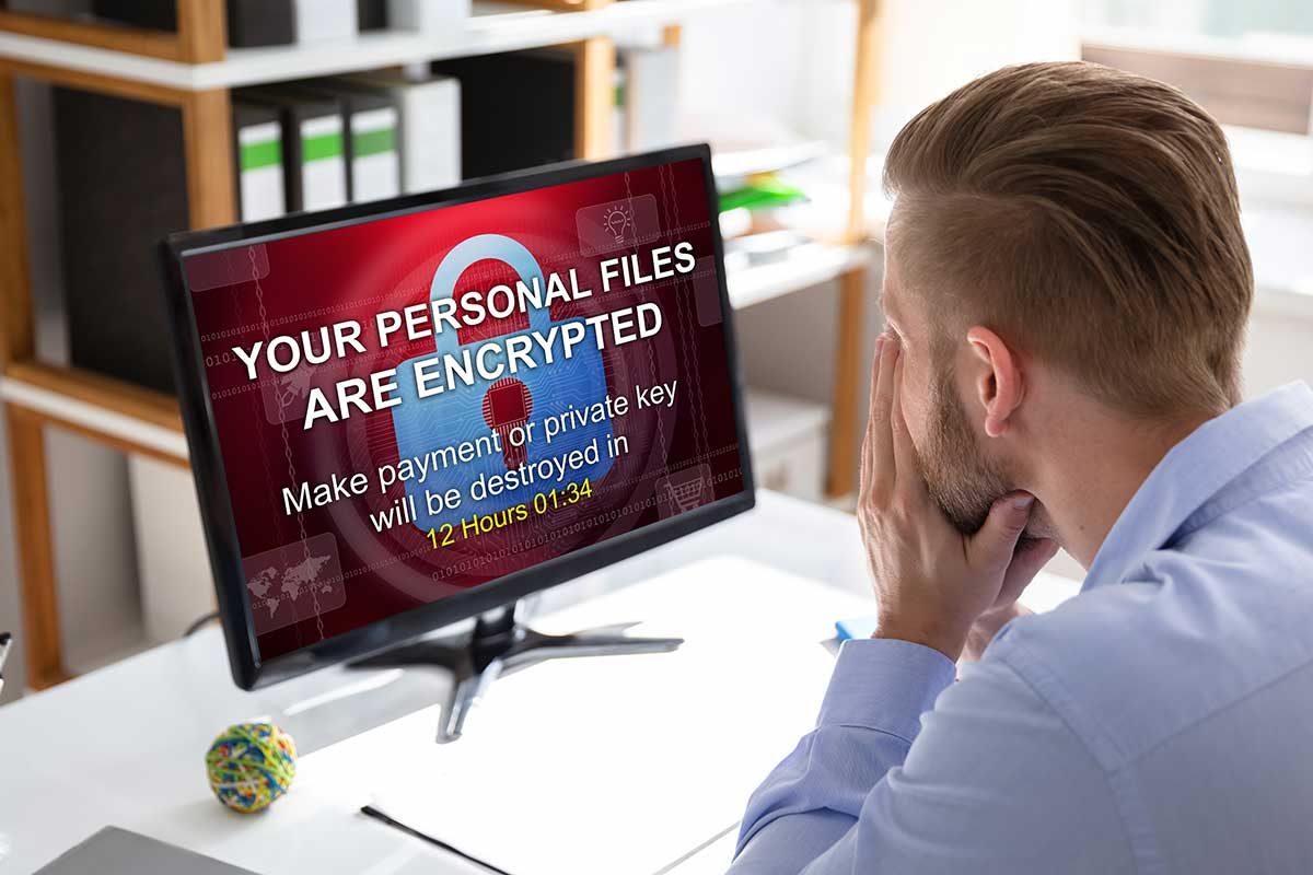 Malware - ransomware - skadlig programvara