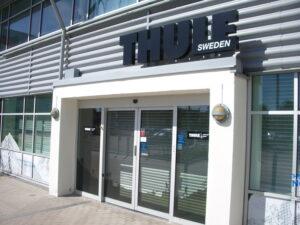 Thule Sweden en kund hos Conscia och Cisco Meraki