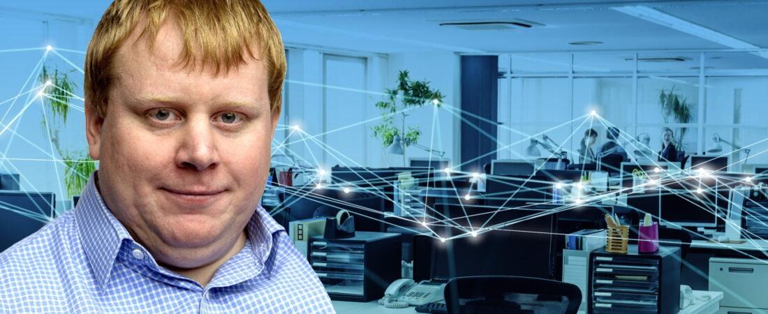 Trådlösa nätverk för företag Andreas Dizazzo CCIE Conscia