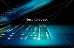 Security.txt för Responsible disclosure till etiska hackare white hat-hackare