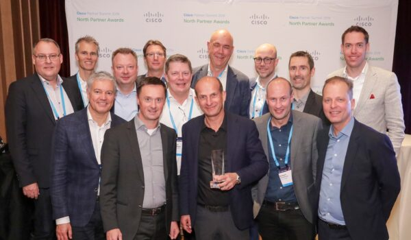 Cisco North Partner of the Year 2019